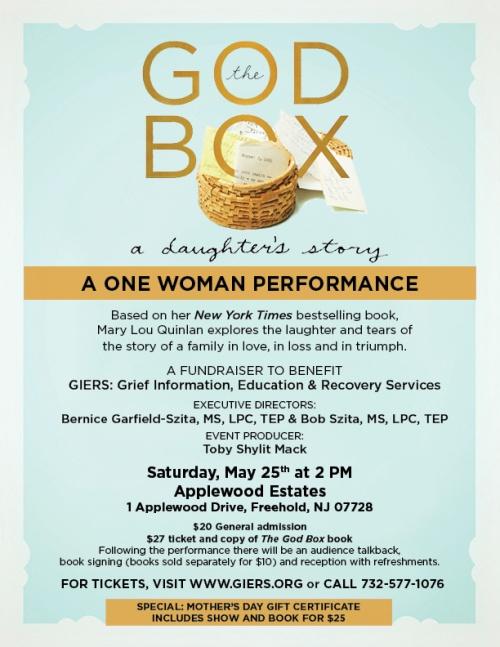 Flyer God Box